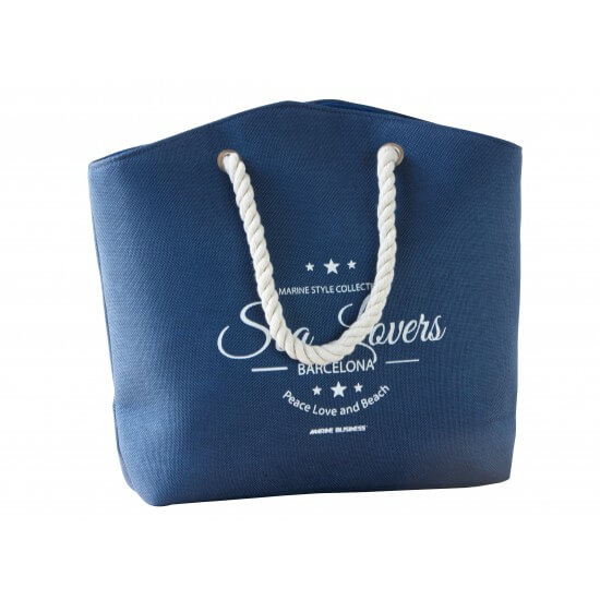 Handbag Handtsche Blue Bora Bora Marine Business MARINE BUSINESS Maritime Mode