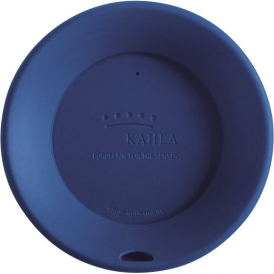 KAHLA cupit To Go Deckel deep sea blue KAHLA KAHLA Bootsporzellan