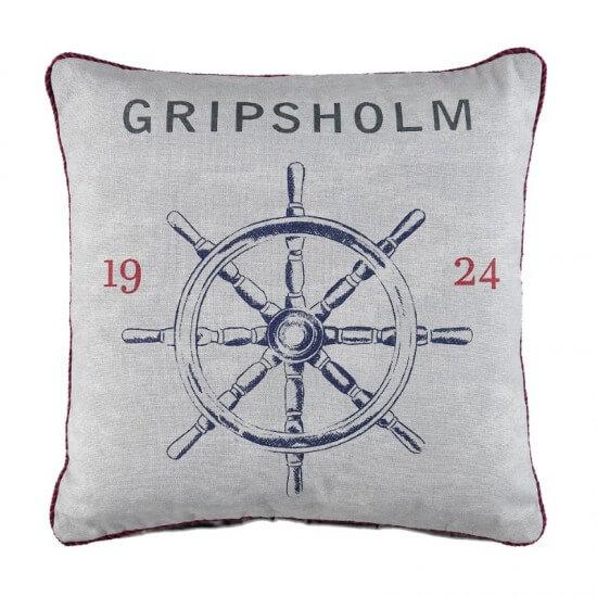 Kissenbezug maritim STAVSNÄS GRIPSHOLM Cabin