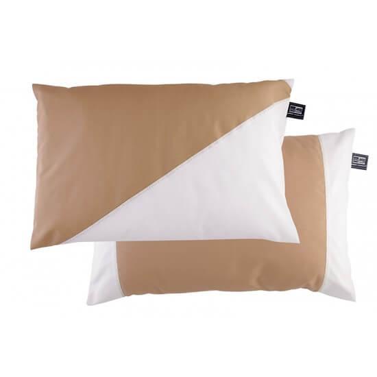 Wasser-/winddichte Kissenbezüge beige&white MARINE BUSINESS Cabin