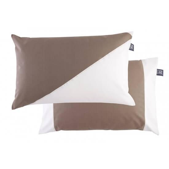 Wasser-/winddichte Kissenbezüge brown&white MARINE BUSINESS Cabin