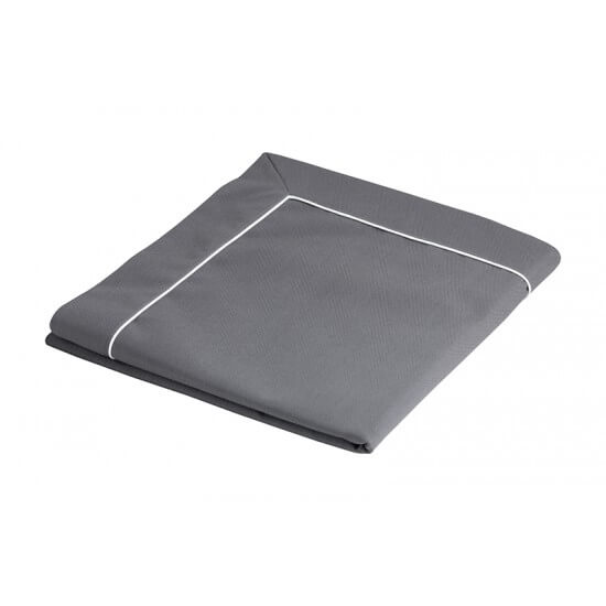 Waterproof Tischdecke dark grey Marine Business