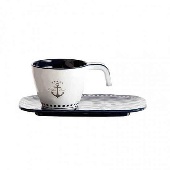Espressotasse Sailor Soul Marine Business MARINE BUSINESS Bootsgeschirr