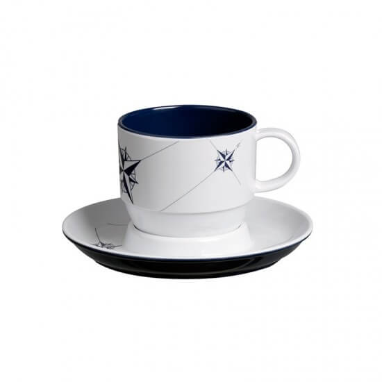 Kaffeetasse Northwind Marine Business MARINE BUSINESS Bootsgeschirr