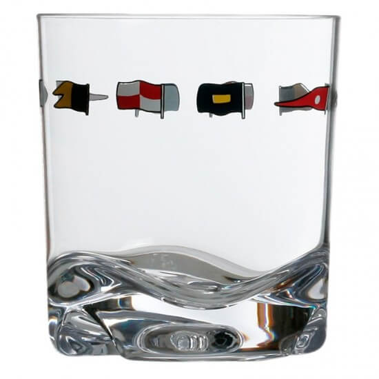 "Wasserglas ""Regata"" Marine Business MARINE BUSINESS Bootsgeschirr"
