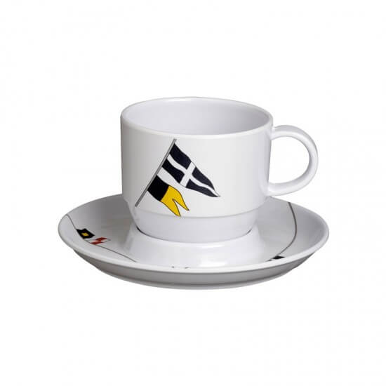Kaffeetasse Regata Marine Business MARINE BUSINESS Bootsgeschirr
