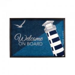 Rutschfeste Fußmatte Lighthouse Marine Business MARINE BUSINESS