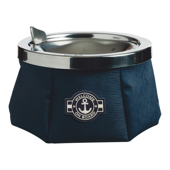 Aschenbecher Blue Anchor Accessories Marine Business MARINE BUSINESS Accessoiries