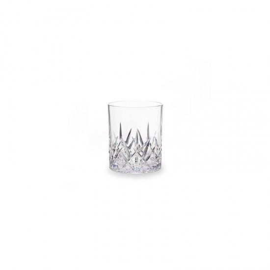 Q SQUARED Whiskyglas crystal Q SQUARED NYC Bootsgeschirr