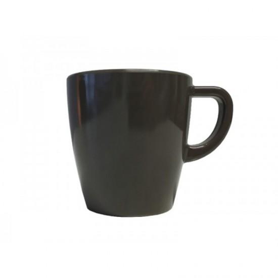 Q SQUARED Kaffeebecher Ruffle Hues schlamm Q SQUARED NYC Bootsgeschirr