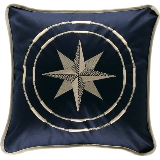 "Kissenbezug Classic blue navy ""Free Style"" Marine Business MARINE BUSINESS Cabin"
