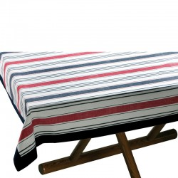 Tischdecke Red/Blue striped Marine Business MARINE BUSINESS Tischwaren