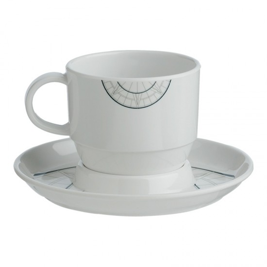 "Kaffeetasse ""Polaris"" Marine Business MARINE BUSINESS Bootsgeschirr"