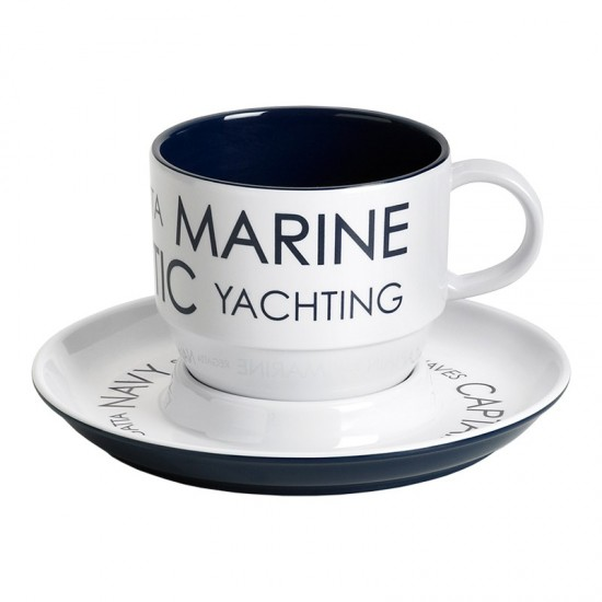 Kaffeetasse Sea Marine Business MARINE BUSINESS Bootsgeschirr