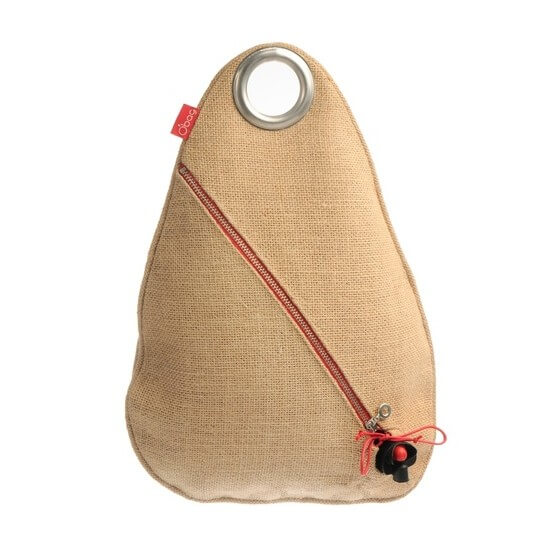 "Wine Bag ""Jute"" Obag OBAG Pantry"