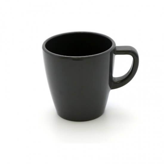Q SQUARED Kaffeebecher Ruffle Hues grau Q SQUARED NYC Ruffle Hues