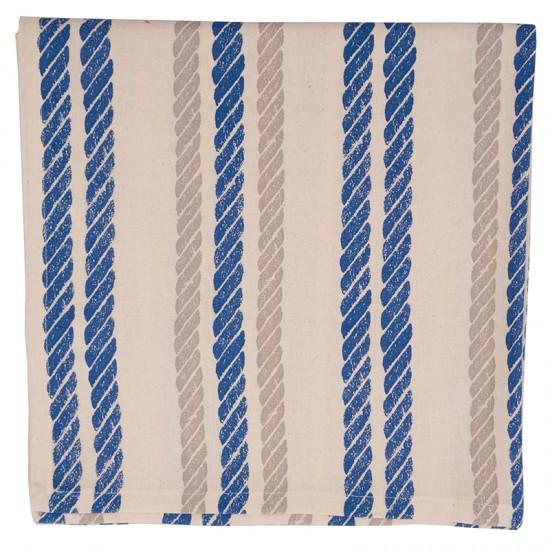 BATELA maritime Tischdecke Rope  Accessoiries