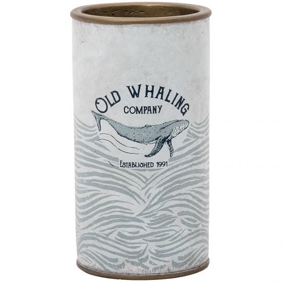 BATELA maritime Vase Pflanztopf Old Whaling co  Maritime Dekoration
