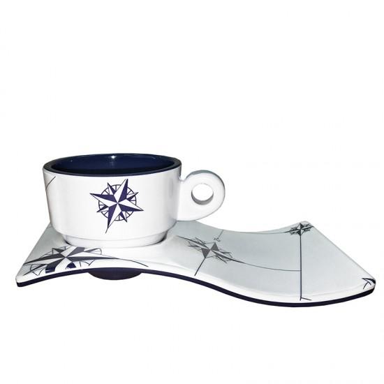 Espressotasse Northwind Marine Business MARINE BUSINESS Bootsgeschirr