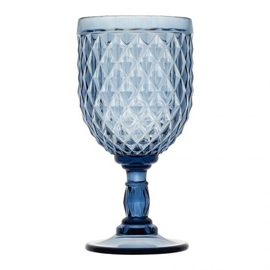 Weinglas blue Diamond Marine Business  Harmony