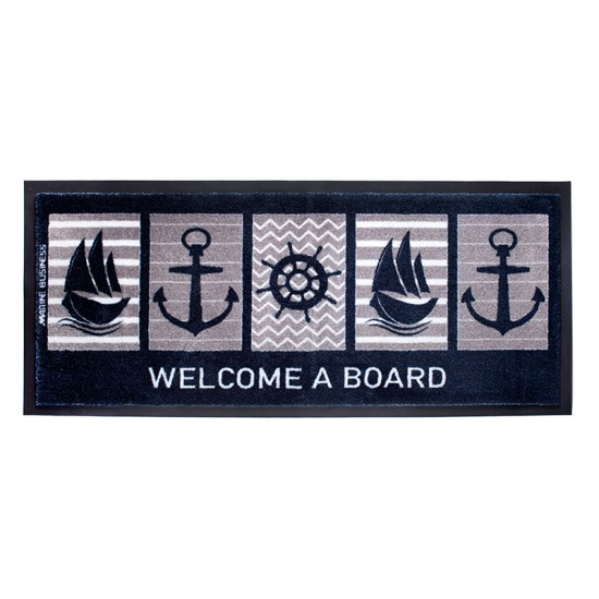Rutschfeste maritime Fußmatte Large Boat Marine Business MARINE BUSINESS Accessoiries