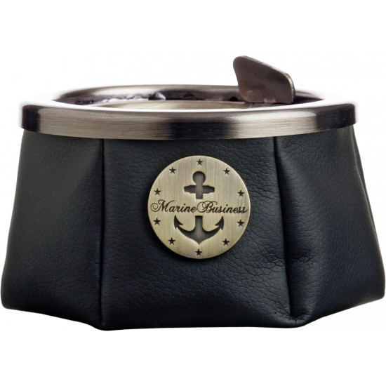 "Aschenbecher Premium Black ""Accessories"" Marine Business"
