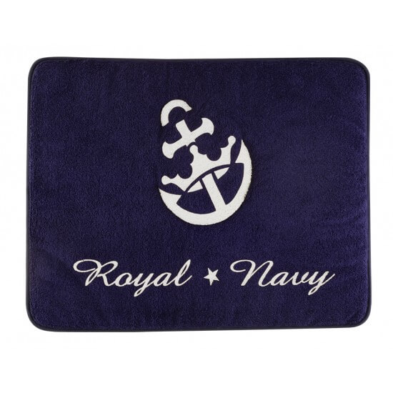 Rutschfeste Frottee-Matte Medium Royal Chic Marine Business MARINE BUSINESS Bathroom