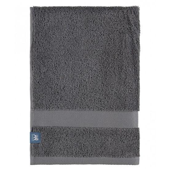 Handtuch GRIPSHOLM grey GRIPSHOLM Bathroom