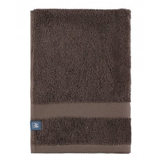 Handtuch GRIPSHOLM brown GRIPSHOLM Bathroom