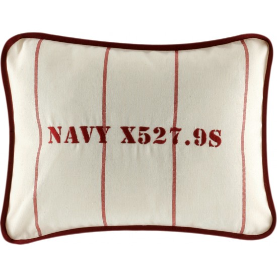 "Kissenbezug Navy dark red ""Free Style"" Marine Business MARINE BUSINESS Cabin"