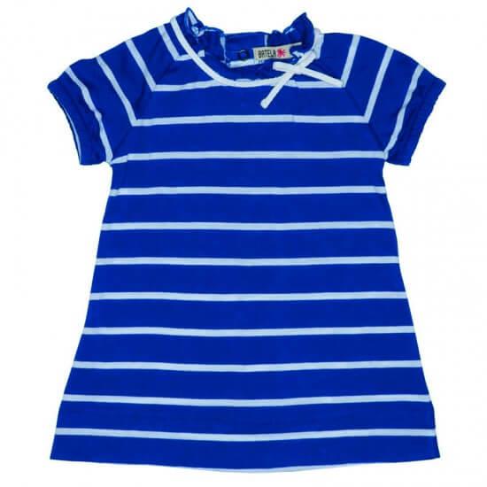 BATELA Kleid maritim gestreift BATELA Maritime Mode