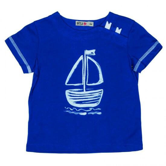 BATELA T-Shirt maritim BATELA Maritime Mode
