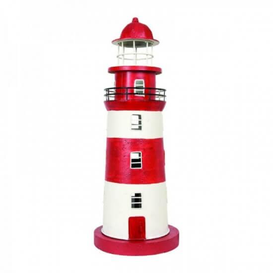 BATELA maritimer Leuchtturm BATELA Maritime Dekoration