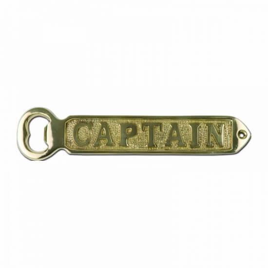 BATELA maritimer Flaschenöffner Captain BATELA Maritime Dekoration