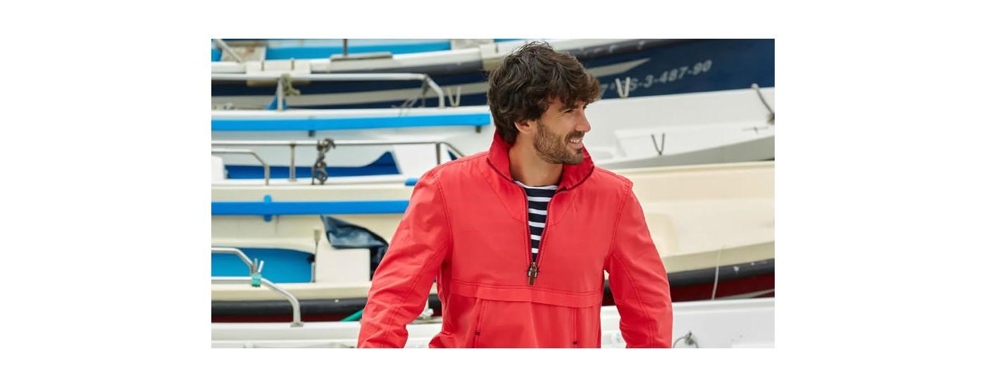 Maritime Mode Herren - Hosen, Shirts, Pullover – Mode maritim BATELA