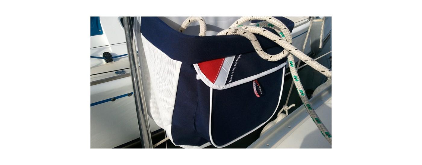 Maritimes Zubehör für Ihre Yacht - Segeltaschen - maritimes Zubehör