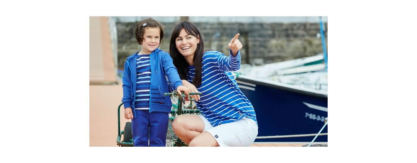 BATELA Maritime Mode - Hosen, Shirts, Pullover – Mode maritim batela