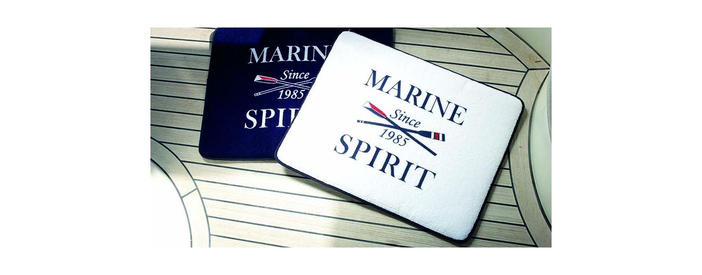 Maritime Badvorleger - Badematten maritim für Ihre Yacht oder maritimen Lifestyle