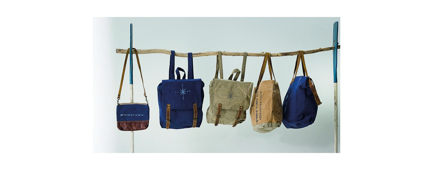 Maritime Taschen und maritime Handtaschen für maritimen Lifestyle