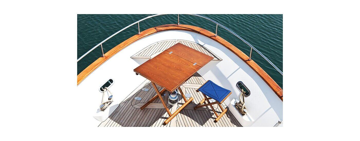 Maritime Dekoration - maritime Accessoiries - maritime Aschenbecher maritime Fußmatten