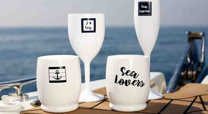 SEA LOVERS - Marine Business Bootsgeschirr